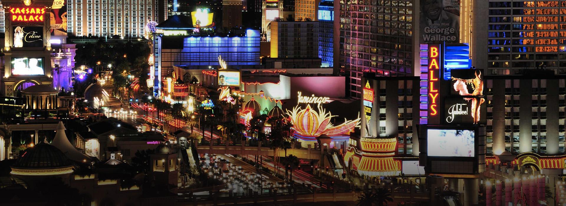 Las Vegas Flugzeit